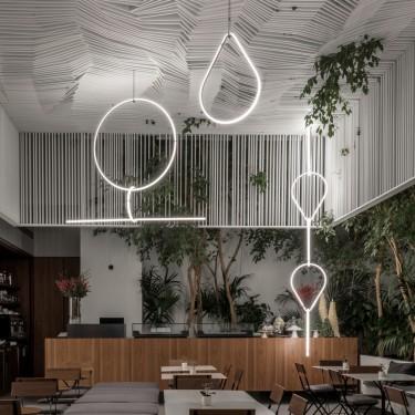Arrangements hanglamp