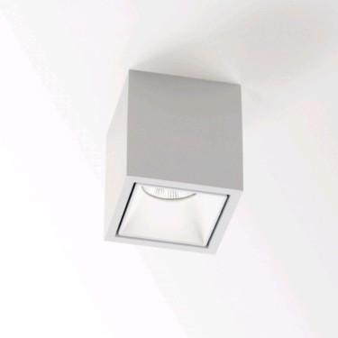 Boxy L vierkante opbouwspot