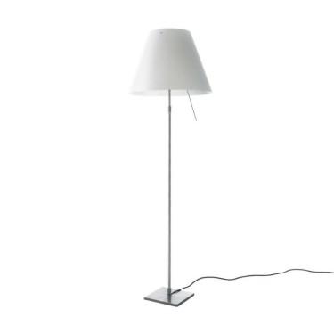 Costanza aan/uit vloerlamp