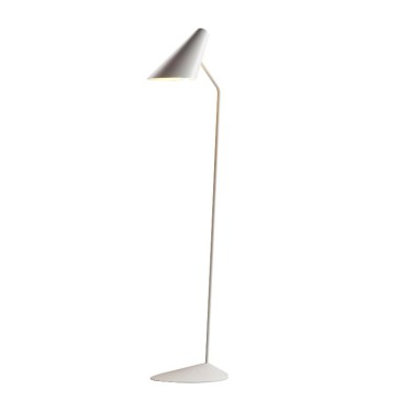 I.Cono 0712 vloerlamp - wit
