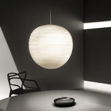 Foscarini Rituals XL hanglamp wit-goud - SHOWROOMMODEL