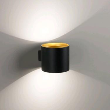 Orbit wandlamp