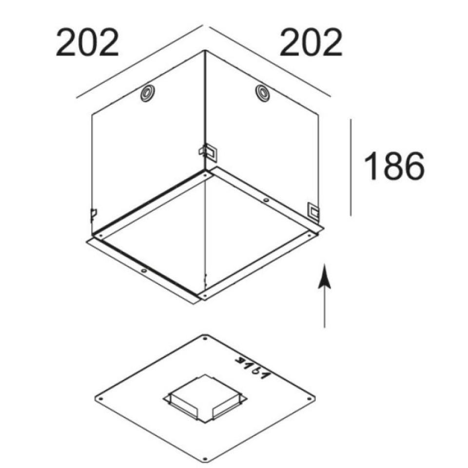 Concrete box 161