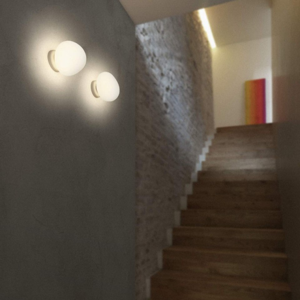 Gregg Media wand/plafondlamp