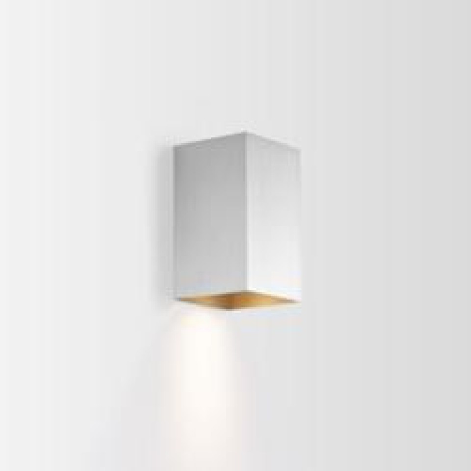 Box mini uplighter wandlamp