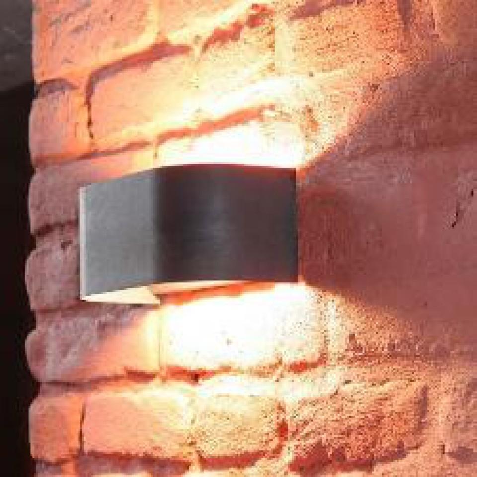 Paris wandlamp