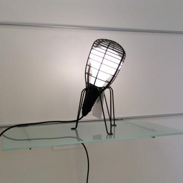 Cage Rocket tafellamp - SHOWROOMMODEL