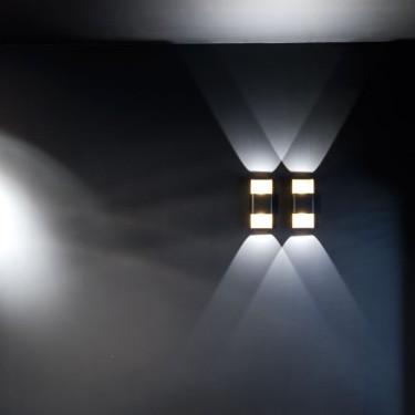 Want-it L LED wandlamp