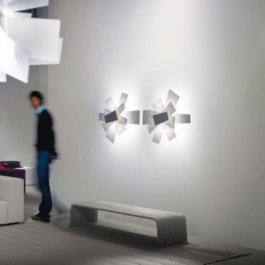 Big Bang wand/plafondlamp
