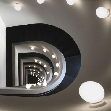 Gregg Midi LED wand/plafondlamp