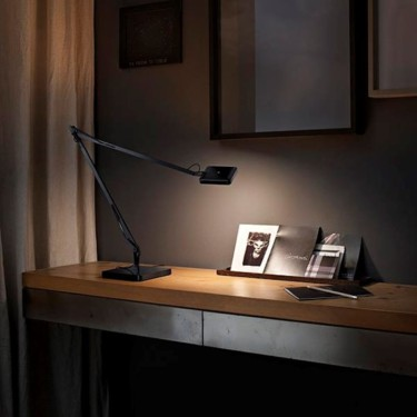 Kelvin Led tafellamp met tafelbevestiging