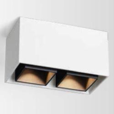 Box 2.0 LED plafondspot