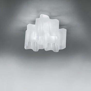 Logico plafonlamp 3 x 120 °