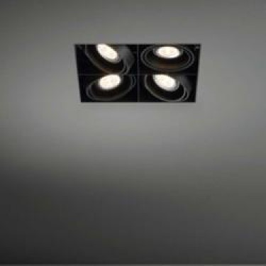 Mini Multiple Trimless 4sqx LED