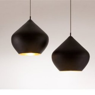 Beat stout black pendant