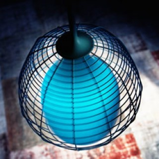 Cage grande hanglamp