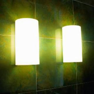 Mood wandlamp