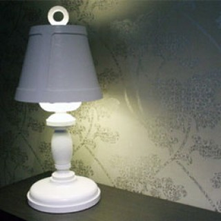 Paper Table Lamp