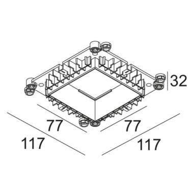 Mounting kit 75