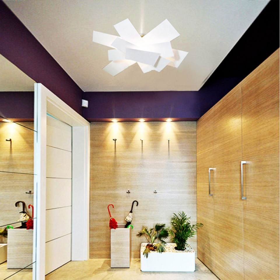 Big Bang wall / ceiling sfeer