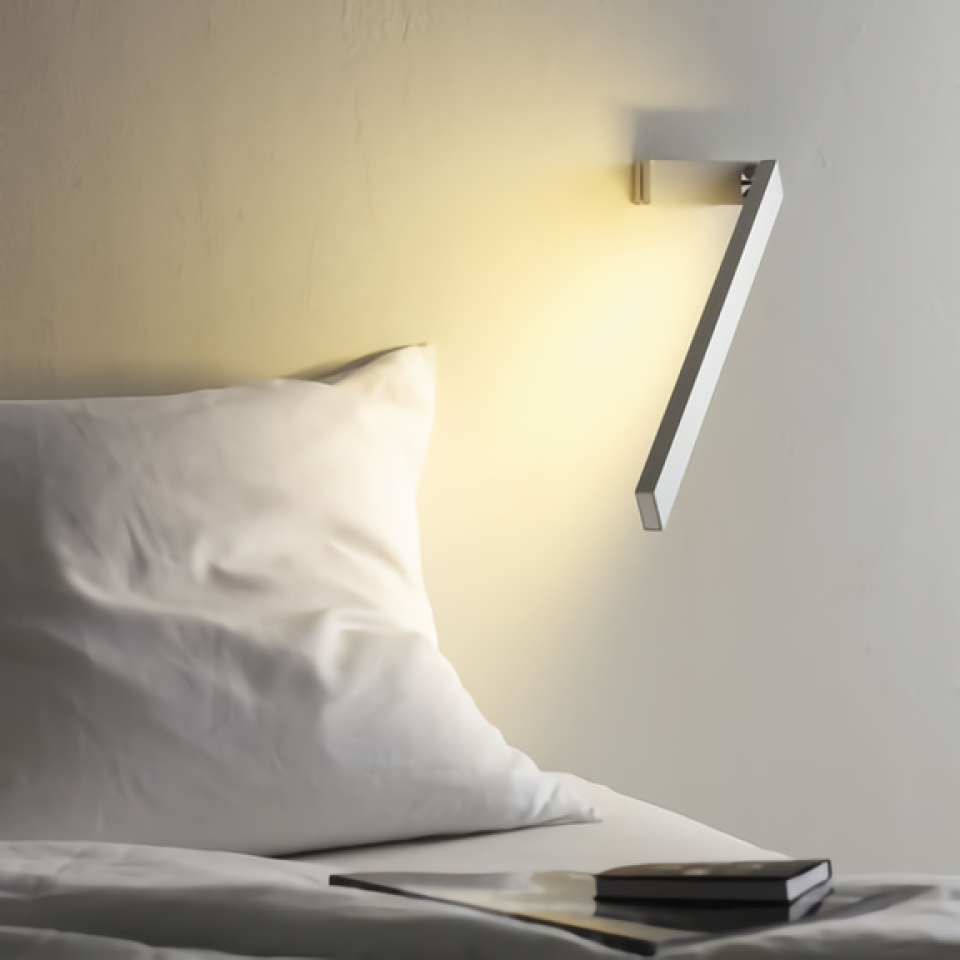 Zac LED wandlamp