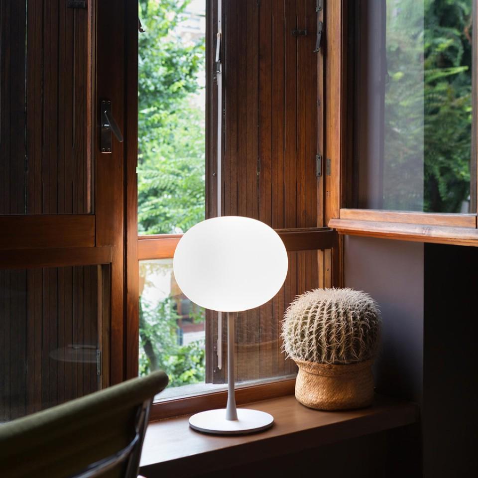 Glo-ball tafellamp