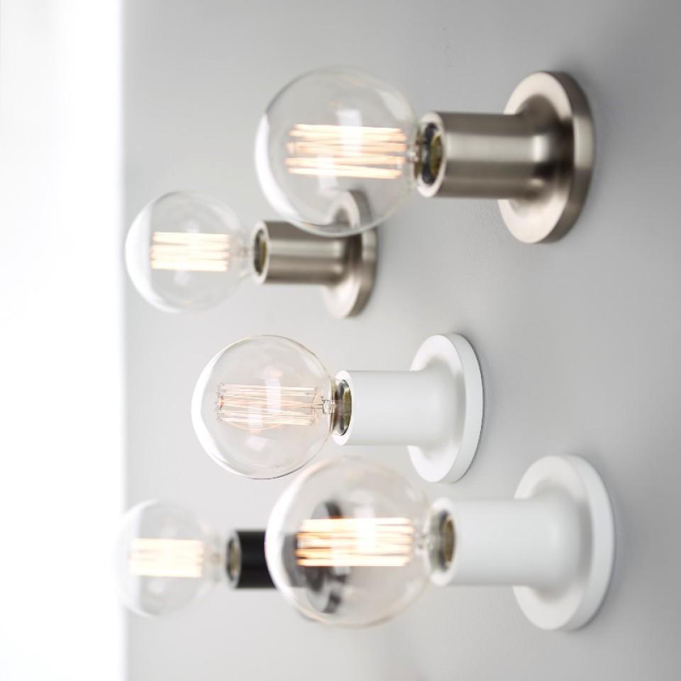 Punt Wand/Plafondlamp