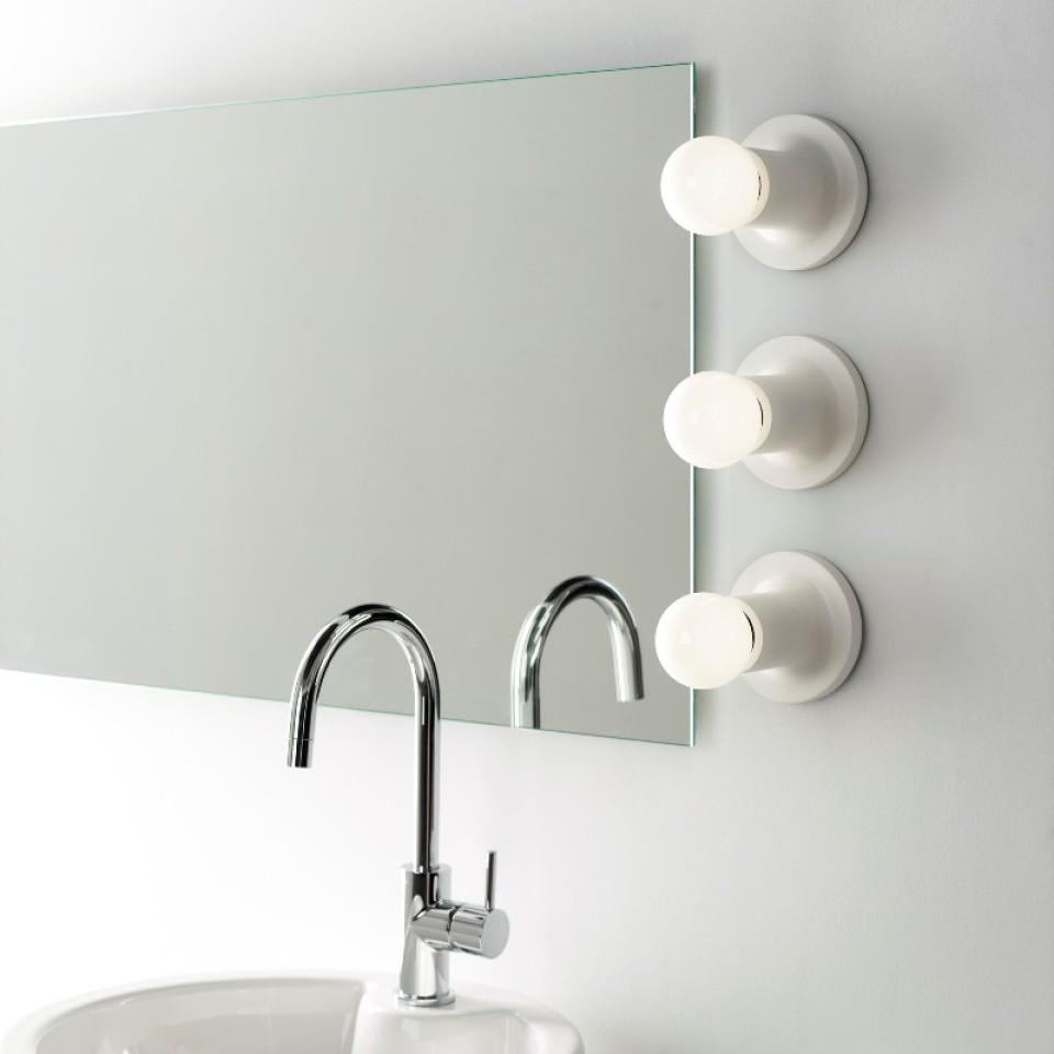 Punt Wand/Plafondlamp met schakelaar