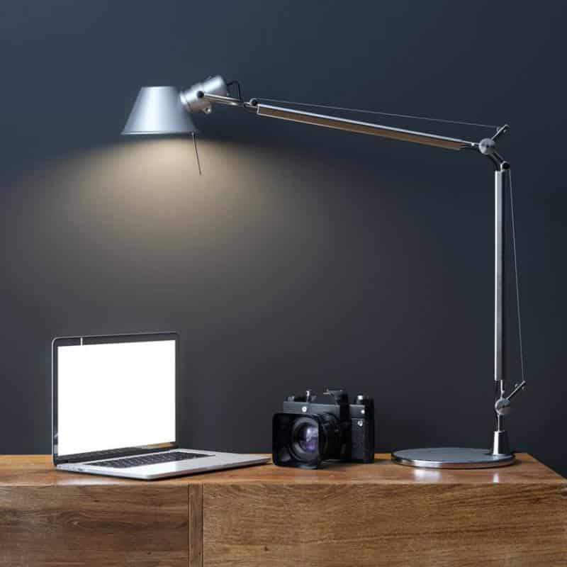 artemide tafellamp