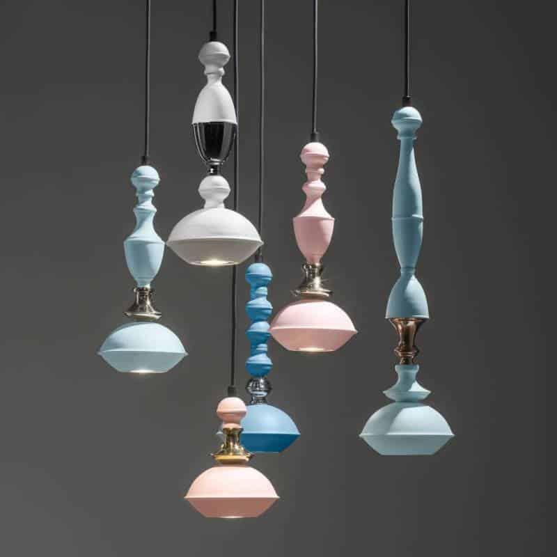 Jacco Maris Ben Ben hanglamp kleuren