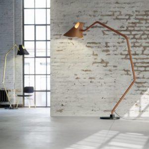 Jacco Maris Mrs Q staande lamp