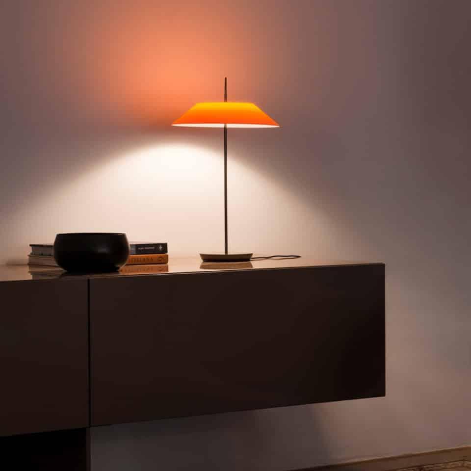 romantische design tafellampen
