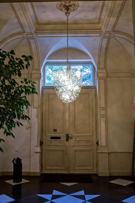 Villa kantoor verlichting