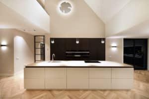 lichtplan klassieke nieuwbouwvilla