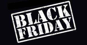 Black Friday actie HOOGSPOOR