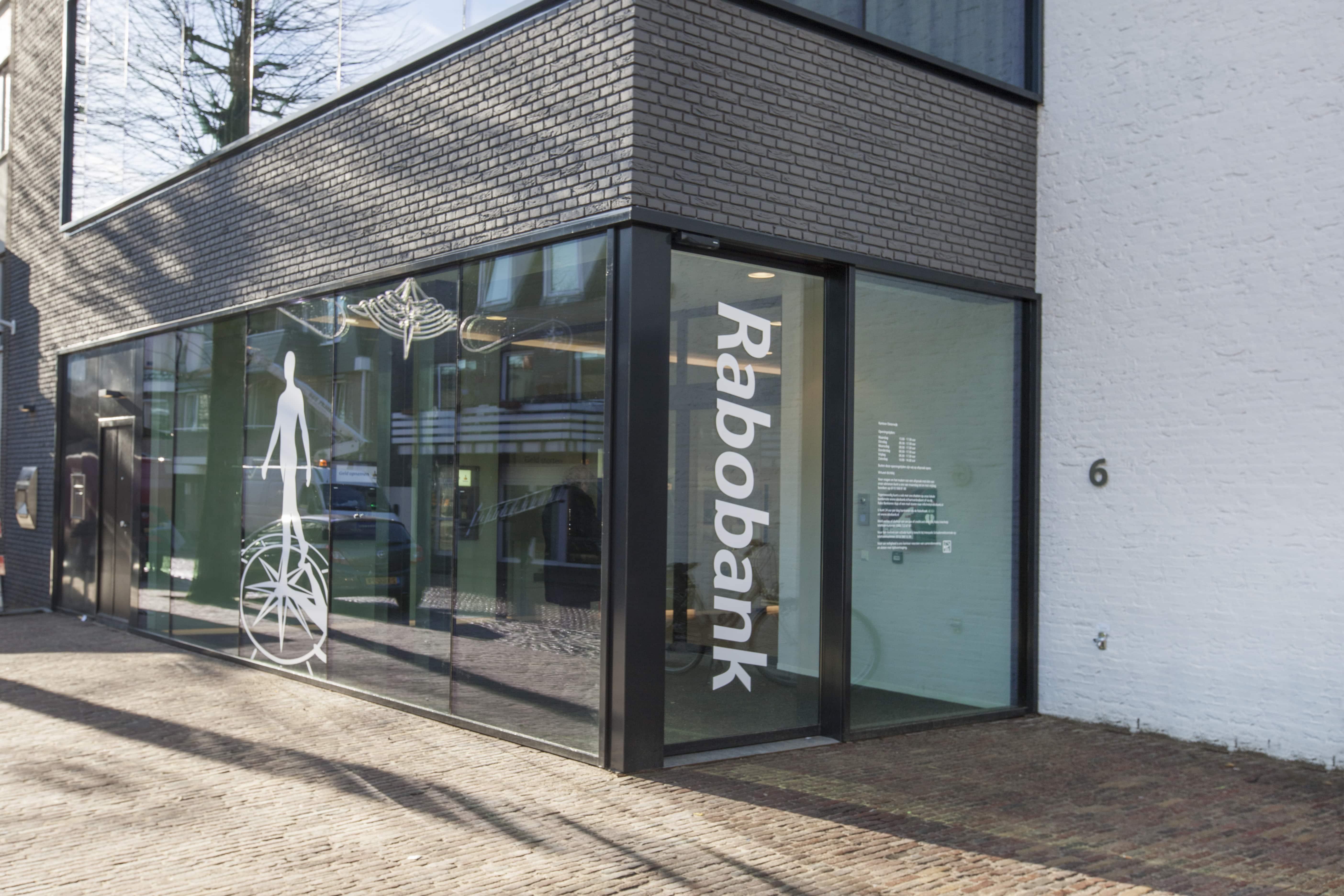 Project hoogspoor rabobank Oisterwijk