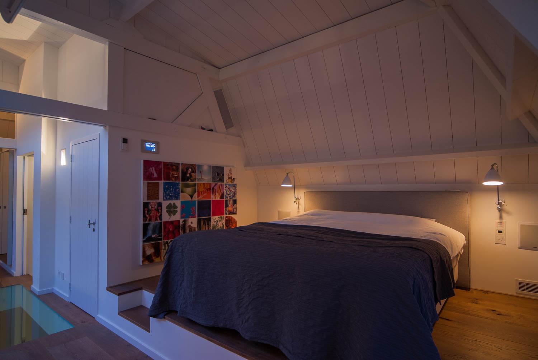 Hoogspoor licht project woonhuis Breda Ginnike