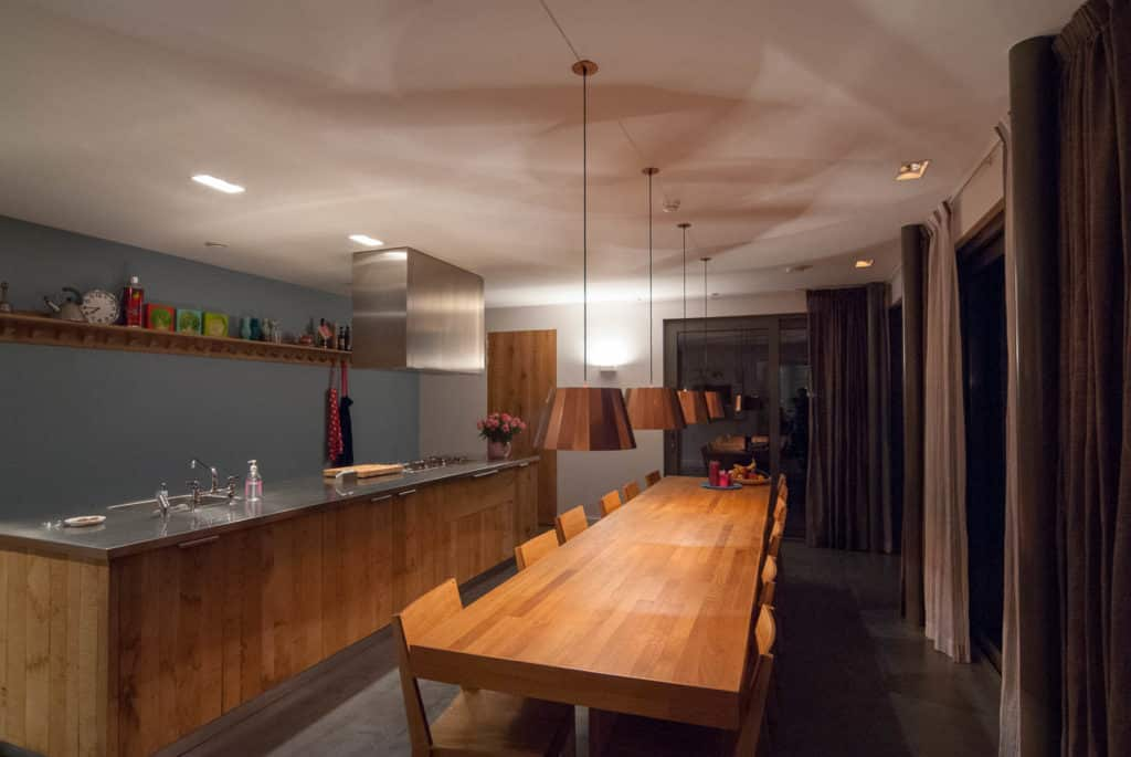 indirecte verlichting woonhuis Riel
