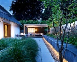 Sfeervolle tuinverlichting hoofdafbeelding