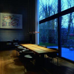 verlichting woonkamer inspiratiex hanglamp in de woonkamer