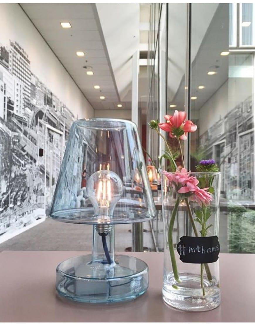 Transloetje tafellamp