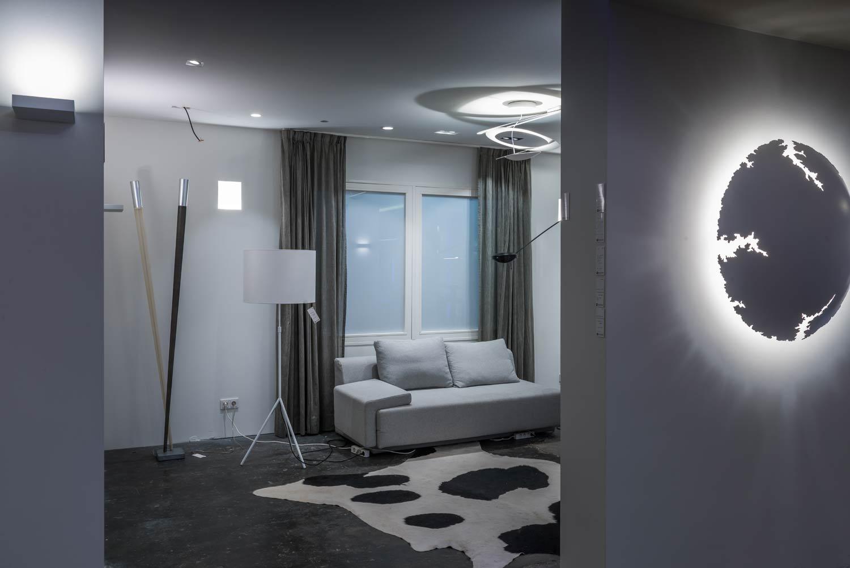 Lampen winkel met verlichtingsshowroom HOOGSPOOR