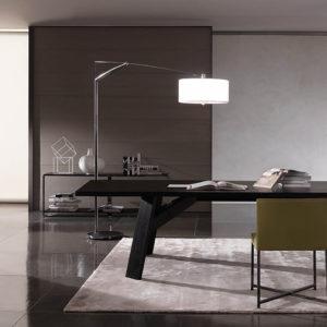 Vibia Balance boven tafel