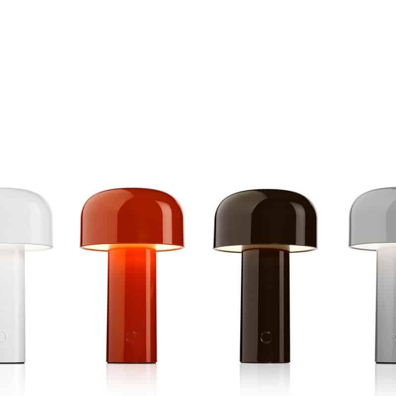 Bellhop tafel lamp oplaatbaar