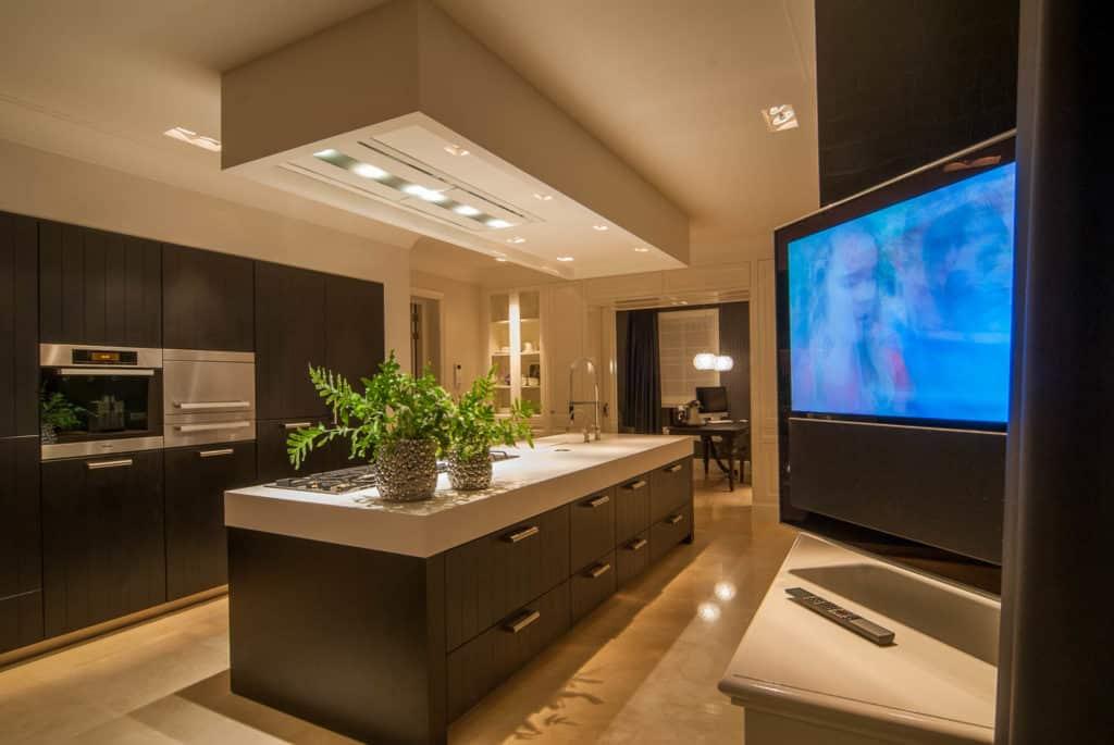 HOOGSPOOR verlichting keuken
