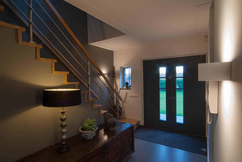 Licht project HOOGSPOOR vrijstaande woning