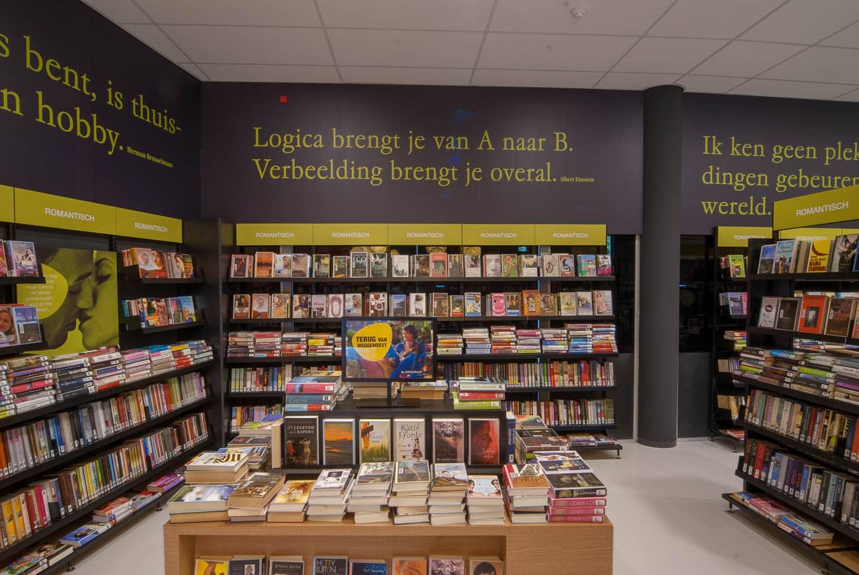 licht project HOOGSPOOR bibliotheek midden brabant