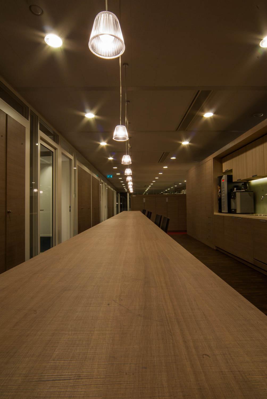 Kantoor verlichting BDO Den Bosch HOOGSPOOR
