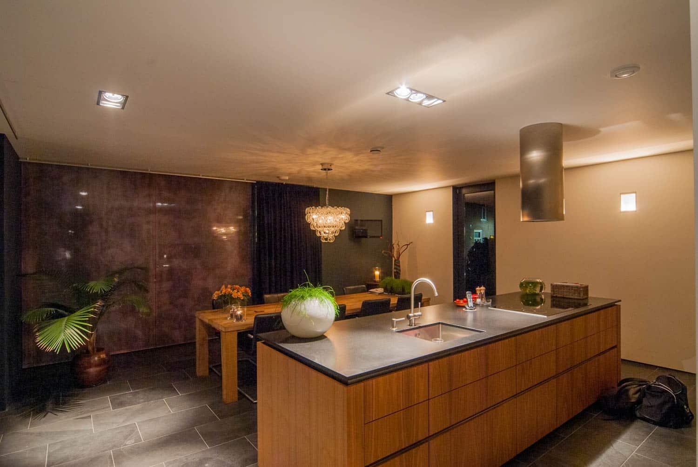 lLicht project particulier woonhuis met lichtplan door HOOGSPOOR