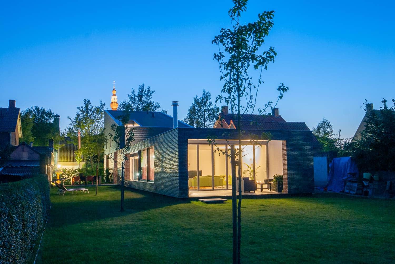 Licht project particulier woonhuis met lichtplan door HOOGSPOOR